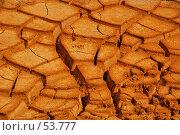 Купить «Красная глина», фото № 53777, снято 4 июля 2007 г. (c) Eleanor Wilks / Фотобанк Лори