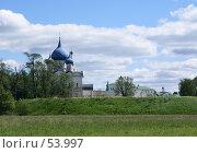 Купить «Суздаль. Рождественский собор суздальского кремля», фото № 53997, снято 11 июня 2007 г. (c) Julia Nelson / Фотобанк Лори