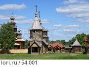 Купить «Суздаль. Музей деревянного зодчества», фото № 54001, снято 11 июня 2007 г. (c) Julia Nelson / Фотобанк Лори