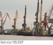 Купить «Плавучие гиганты», фото № 55537, снято 22 июня 2007 г. (c) Нурулин Андрей / Фотобанк Лори