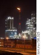 Купить «Нефтеперерабатывающий завод. Вечерний пейзаж», фото № 58325, снято 13 августа 2006 г. (c) Михаил Лавренов / Фотобанк Лори