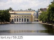 Купить «Чистые пруды», фото № 59225, снято 15 июня 2007 г. (c) urchin / Фотобанк Лори