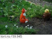 Купить «Клумба», фото № 59945, снято 5 июля 2007 г. (c) Дмитрий Карасев / Фотобанк Лори