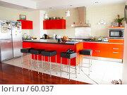 Купить «Интерьер. Кухня», фото № 60037, снято 3 октября 2006 г. (c) Ирина Мойсеева / Фотобанк Лори