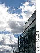 Купить «Современное здание», фото № 60241, снято 15 июня 2007 г. (c) Михаил Браво / Фотобанк Лори