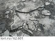 Купить «Состояние асфальта аварийное», фото № 62601, снято 17 мая 2007 г. (c) Николай Гернет / Фотобанк Лори