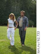 Купить «На прогулке», фото № 62733, снято 24 июня 2007 г. (c) Сергей Байков / Фотобанк Лори