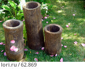 """Купить «Садовый декор. """"Неделя садов"""".», фото № 62869, снято 17 июля 2007 г. (c) Тим Казаков / Фотобанк Лори"""