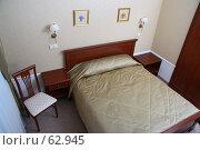 Купить «Интерьер гостиничной комнаты», фото № 62945, снято 24 июня 2007 г. (c) Harry / Фотобанк Лори