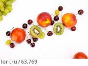 Купить «Натюрморт фрукты», фото № 63769, снято 17 июля 2007 г. (c) Dzianis Miraniuk / Фотобанк Лори