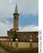"""Купить «Мечеть """"Рамазан"""" г. Оренбург», фото № 64181, снято 4 июля 2007 г. (c) Кучкаев Марат / Фотобанк Лори"""