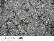 Купить «Мокрый асфальт», фото № 64349, снято 22 июня 2007 г. (c) Гладских Татьяна / Фотобанк Лори