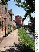 Купить «Германия. Донауворс. Городской пейзаж», фото № 64741, снято 16 июля 2007 г. (c) Александр Секретарев / Фотобанк Лори
