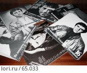 Купить «В. Высоцкий на виниловых пластинках.», фото № 65033, снято 25 июля 2007 г. (c) Кучкаев Марат / Фотобанк Лори