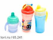 Купить «Три бутылочки», фото № 65241, снято 21 июля 2007 г. (c) Угоренков Александр / Фотобанк Лори
