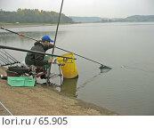 Купить «Ловля рыбы», фото № 65905, снято 21 октября 2006 г. (c) Наталия Евмененко / Фотобанк Лори
