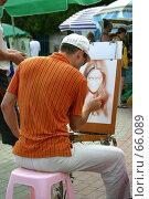 Купить «Портрет девушки», фото № 66089, снято 20 августа 2004 г. (c) Морозова Татьяна / Фотобанк Лори
