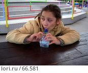 Купить «Девочка», фото № 66581, снято 13 мая 2007 г. (c) Илья Садовский / Фотобанк Лори