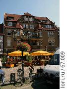 Купить «Германия. Эйнбек. Городской пейзаж», фото № 67009, снято 18 июля 2007 г. (c) Александр Секретарев / Фотобанк Лори