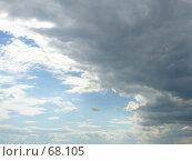 Купить «Приближение грозы», фото № 68105, снято 15 июля 2007 г. (c) Angelina Ashukina / Фотобанк Лори