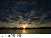 Купить «Восход», фото № 68449, снято 11 мая 2007 г. (c) Николай Богоявленский / Фотобанк Лори