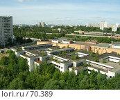 Купить «Заброшенное здание», фото № 70389, снято 1 января 2004 г. (c) Корчагина Полина / Фотобанк Лори