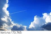 Купить «Заоблачный полет», фото № 73765, снято 15 августа 2007 г. (c) Анатолий Теребенин / Фотобанк Лори