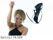 Купить «Чья туфля ?», фото № 74589, снято 9 февраля 2006 г. (c) Михаил Мандрыгин / Фотобанк Лори