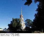 Рязанский кремль (2007 год). Редакционное фото, фотограф Поляков Денис / Фотобанк Лори