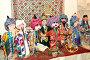 Бухарские куклы папье маше, фото № 76221, снято 1 октября 2005 г. (c) Мирсалихов Баходир / Фотобанк Лори
