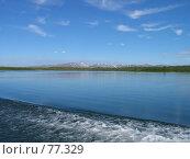 Купить «Ламские разливы», фото № 77329, снято 7 июля 2006 г. (c) Кукуруза Михаил Петрович / Фотобанк Лори