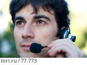 Купить «Обслуживание клиентов», фото № 77773, снято 27 августа 2007 г. (c) Алексей Судариков / Фотобанк Лори