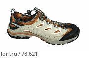 Купить «Спортивная обувь», фото № 78621, снято 29 августа 2007 г. (c) Анатолий Теребенин / Фотобанк Лори
