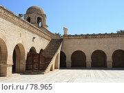 Купить «Тунис. Мечеть в Сусе.», фото № 78965, снято 28 июля 2007 г. (c) Олег Безручко / Фотобанк Лори