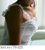 Купить «Прекрасное белое платье», фото № 79025, снято 25 августа 2007 г. (c) Vasily Smirnov / Фотобанк Лори
