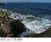 Купить «Баренцево море», фото № 79089, снято 10 ноября 2006 г. (c) Елена Яковенко / Фотобанк Лори