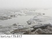 Плотный морской туман. Стоковое фото, фотограф Alla Andersen / Фотобанк Лори