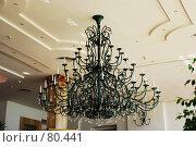 Купить «Люстра», фото № 80441, снято 23 августа 2007 г. (c) Лифанцева Елена / Фотобанк Лори