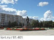 Купить «Город Кириши. Ленинградская область.», фото № 81401, снято 8 сентября 2007 г. (c) Олег Безручко / Фотобанк Лори