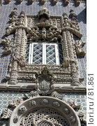 Купить «Окно во дворце», эксклюзивное фото № 81861, снято 17 августа 2018 г. (c) Михаил Карташов / Фотобанк Лори