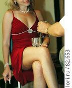 Купить «Женские ноги», фото № 82653, снято 25 августа 2007 г. (c) Vasily Smirnov / Фотобанк Лори