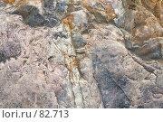 Купить «Фактура камня», фото № 82713, снято 11 июля 2007 г. (c) Юрий Синицын / Фотобанк Лори