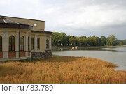 Купить «Дом на озере Верхнем», фото № 83789, снято 4 сентября 2007 г. (c) Parmenov Pavel / Фотобанк Лори