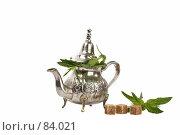 Купить «Марокканский чай», фото № 84021, снято 12 июля 2007 г. (c) Владимир Мельник / Фотобанк Лори
