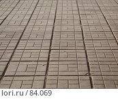 Тротуар. Стоковое фото, фотограф Абарникова Ирина / Фотобанк Лори