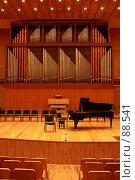 Купить «Органный зал», фото № 88541, снято 23 сентября 2007 г. (c) Алексей Баринов / Фотобанк Лори