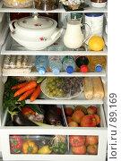 Купить «Содержимое холодильника», фото № 89169, снято 26 сентября 2007 г. (c) Александр Паррус / Фотобанк Лори