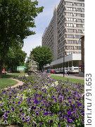 Купить «Ростов-на-Дону, улица Пушкинская», фото № 91653, снято 17 июня 2007 г. (c) Борис Панасюк / Фотобанк Лори