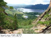 Купить «Казахстан Каркаралинск. Озеро Пашино.», фото № 91877, снято 29 июля 2007 г. (c) Михаил Николаев / Фотобанк Лори