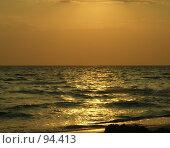 Купить «Закат», фото № 94413, снято 26 августа 2006 г. (c) Илья Садовский / Фотобанк Лори